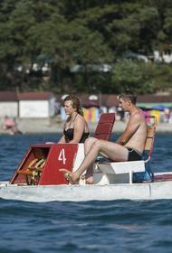 Аксенов: в Крыму начался высокий курортный сезон