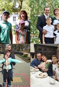 Вениамин Кондратьев поздравил кубанцев с Днем семьи и верности