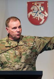 Генерал США отказал Украине в военной помощи НАТО в случае «нападения» России