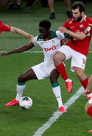 «Спартак» и «Локомотив» не смогли одержать победу - 1:1