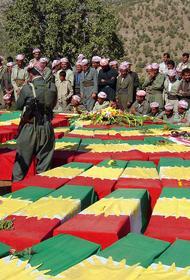 Притеснения  курдов властями Ирака, Сирии и Ирана