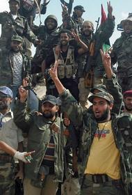 Представитель ЛНА: Турецкие захватчики воюют в Ливии против народа