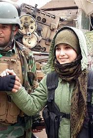 Курдское ополчение в сирийской войне