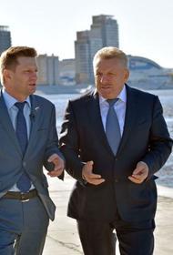 9 июля 2020 года в Хабаровске задержан губернатор края