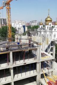 В Краснодаре строят новый корпус детской краевой больницы