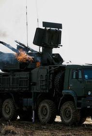 Раскрыта предполагаемая причина «геноцида» российских «Панцирей» в Ливии