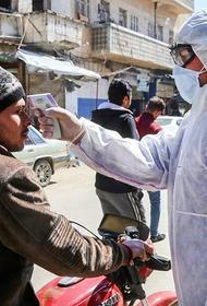 В Идлиб первый случай заражения коронавирусом