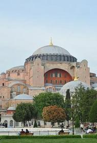 Власти Турции разрешили превратить Собор Святой Софии в мечеть