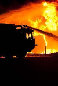 Из горящей квартиры в Москве спасены пять человек