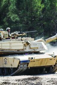 Пентагон перебрасывает войска в Европу для проведения военных учений близ российских границ