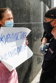 В Совете по правам человека просят полицию «включить голову» и перестать задерживать журналистов