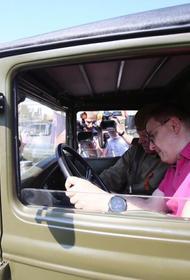 В Челябинске прошла выставка военной техники