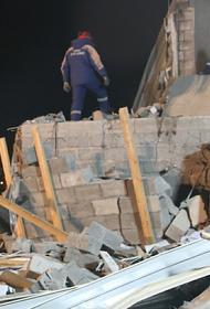 Угроза обрушения возникла на месте ЧП с газом в Нижнем Новгороде