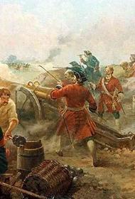 В этот день в 1704 году русские войска остановили наступление шведов на Санкт-Петербург