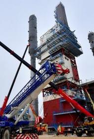 На заводе «Газпрома» в Амурской области рабочие устроили погром