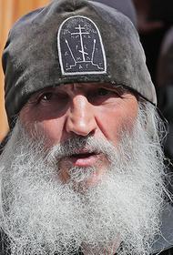Новый Хомейни? Восставший схиигумен Сергий Романов всё больше напоминает иранского аятоллу