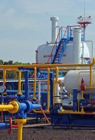 Европа использует Украину в качестве хранилища своего газа