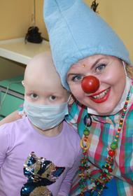 Наталья Широкова: «Мы возвращаем детям улыбки»