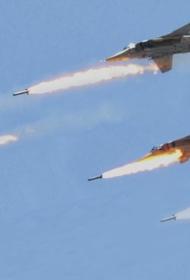 Российская боевая авиация подвергла мощным ударам позиции джихадистов в Сирии