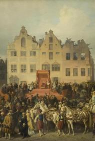 В этот день в 1710 году рижский магистрат присягнул царю Петру I
