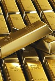 Доходы от экспорта российского золота впервые в истории современной России превысили выручку от продаж газа