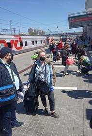 «РЖД» вернет в расписание еще более ста поездов дальнего следования