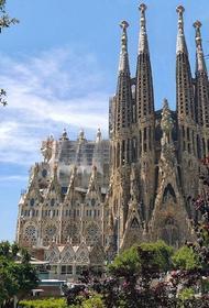 Храм Саграда Фамилия в Барселоне откроет свои двери для посетителей на следующей неделе