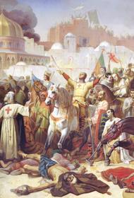 В этот день в 1099 году крестоносцы взяли Иерусалим