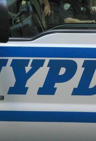 Протестующие напали на полицейских в Нью-Йорке