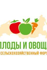 Ежегодный форум «Плоды и овощи России 2020» состоится в Краснодаре