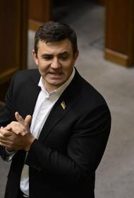 Депутат из партии Зеленского исполнил оригинальный танец во время телепередачи