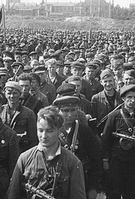 В этот день в 1944 году в Минске состоялся партизанский парад