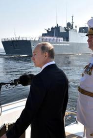 Россия ведёт большую игру, чтобы построить больше военных кораблей и подводных лодок
