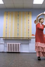 Возраст не помешал челябинской танцовщице исполнить свою мечту