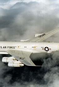 Самолет-разведчик ВВС США в третий раз на этой неделе был замечен возле провинции Гуандун