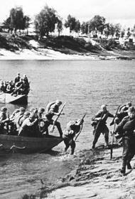 В этот день в 1944 году войска 1-го Украинского фронта преодолели границу СССР