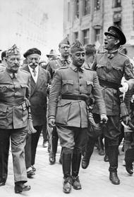 В этот день в 1936 году с мятежа армии началась гражданская война в Испании