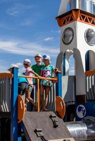 В Волгоградской области открыли новый детский комплекс