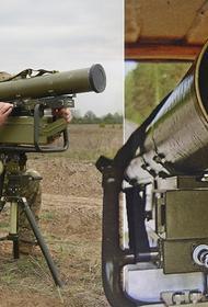 В Польше продолжаются испытания противотанкового комплекса, разработанного с помощью Украины