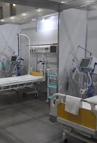 Пожилая пациентка с COVID-19 скончалась в Самарской области