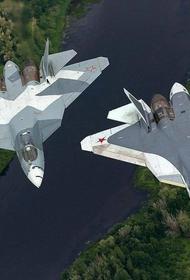 Производство истребителей пятого поколения Су-57 опять затягивается