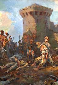 В этот день в 1996 году русским войскам сдалась турецкая крепость Азов