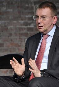 Глава МИД Латвии: Россия пытается переписать историю стран Балтии
