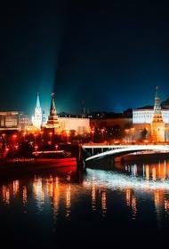 В акватории Москвы-реки в районе Красногорска утонул частный буксир