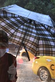 Синоптики  не обещают жаркую погоду в Москве и Подмосковье на будущей неделе
