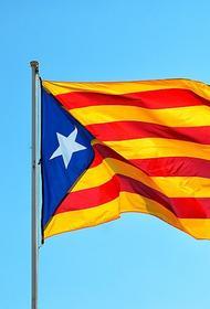В Каталонии в день визита короля Испании устроили акцию саботажа на железнодорожных путях