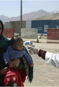 Главный госпиталь столицы Афганистана не готов для борьбы с эпидемией COVID-19