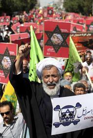 Антисемитская риторика иранских политиков направлена на внутреннюю аудиторию