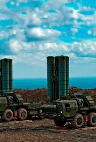 Турецкие силы ПВО приняли на вооружение С-400