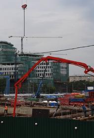 В Минстрое сообщили о дефиците рабочей силы на российских стройках